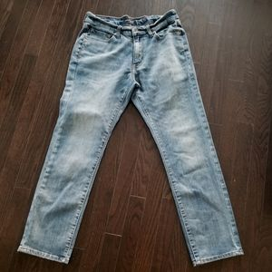 Lucky Brand 410 Athletic Slim denim jeans